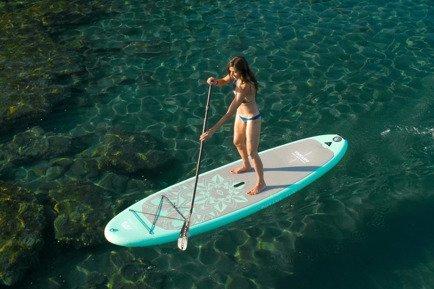 Aqua Marina SUP Dhyana 11'0″ (336cm - 296l) BT-19DHP 2019